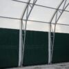 PVC kalustohalli 8x15m